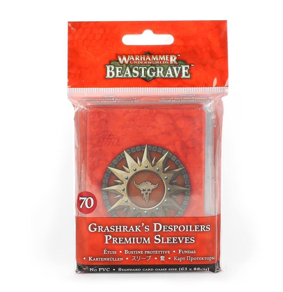 Grashraks Despoilers Sleeves
