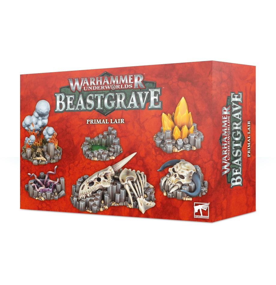 Warhammer Underworlds Beastgrave Primal Lair