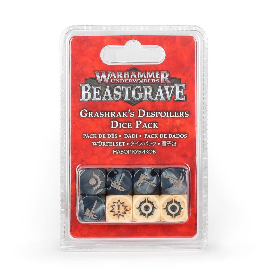Grashraks Despoilers Dice Pack
