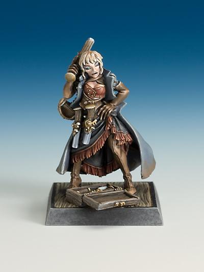 Teniente of the Imperial Armada