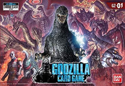 Godzilla Card Game