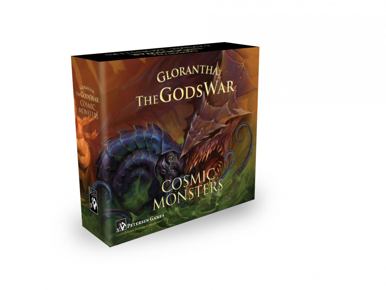 Cosmic Monsters Expansion Glorantha: The Gods War
