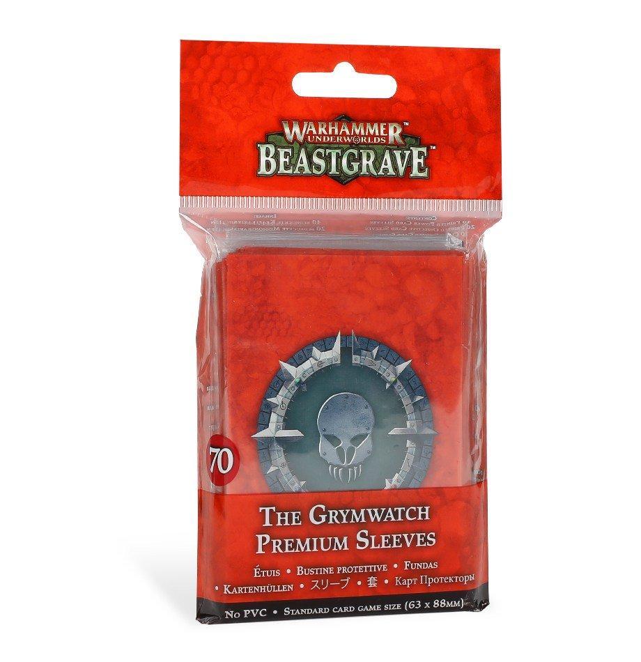 Warhammer Underworlds: The Grymwatch Premium Sleeves