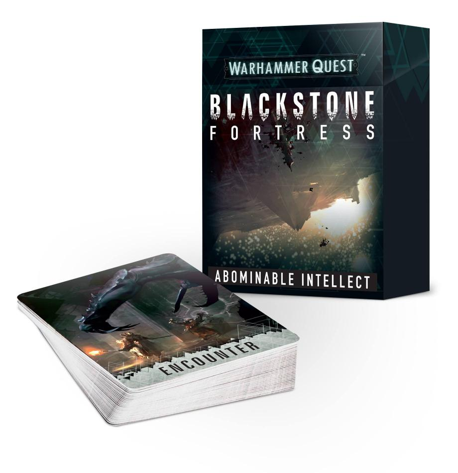 Blackstone Fortress: Abominable Intellect (English)