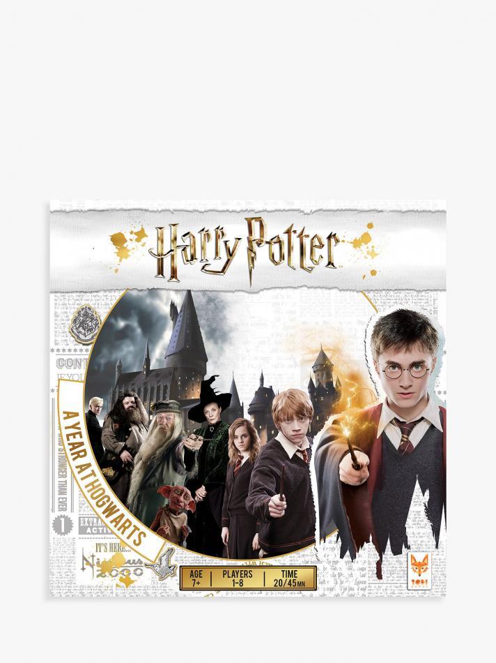 Harry Potter A Year At Hogwarts