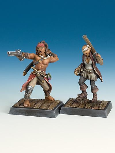 Tiradora and Matelot