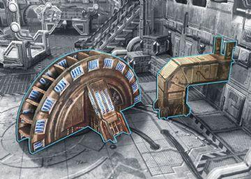 Industrial Turbine: Battle System Terrain