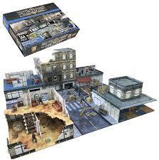 City Block Core Set: Battle System Terrain
