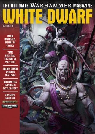 White Dwarf October 2019 (English)
