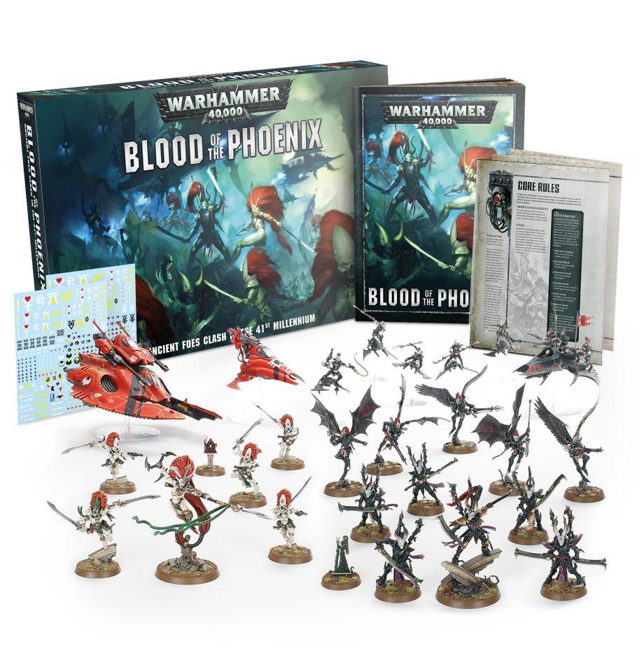 Warhammer 40k: Blood of the Phoenix (English)
