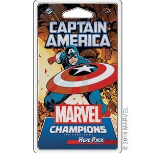 Marvel Champions: Captain America Hero Pack