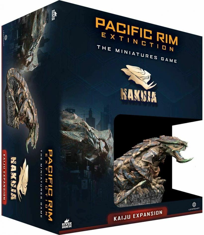 Hakuja: Pacific Rim Extinction Wave 1 Exp.