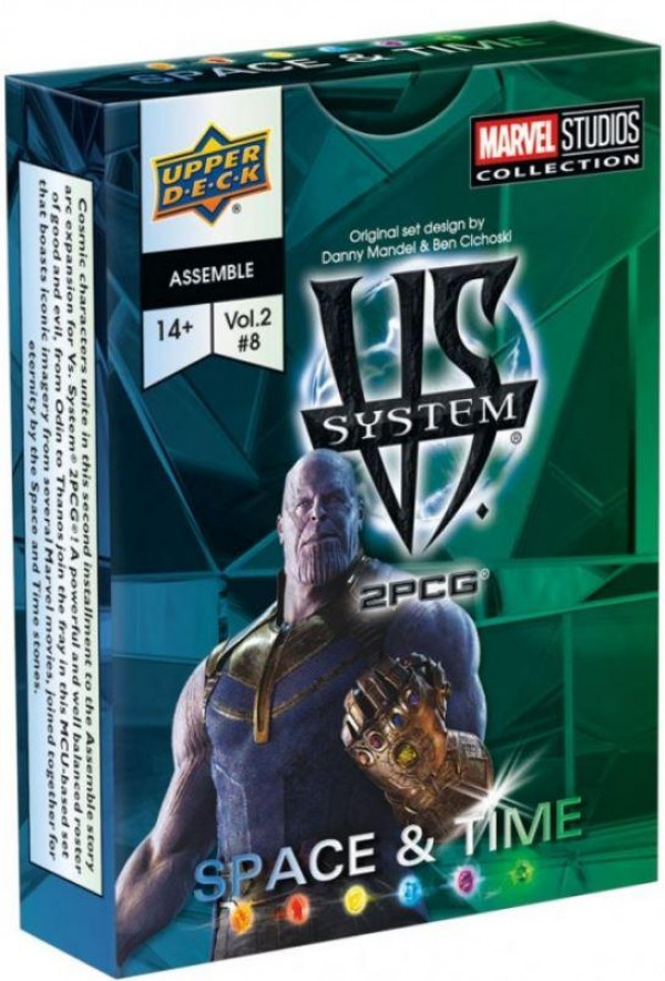 VS System 2PCG: Marvel: Space And Time
