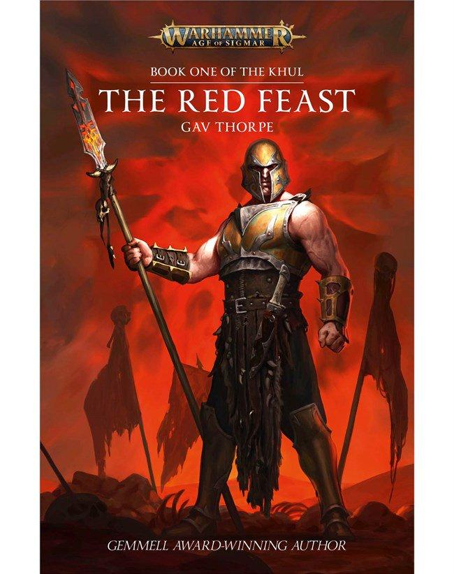 The Red Feast (Paperback)