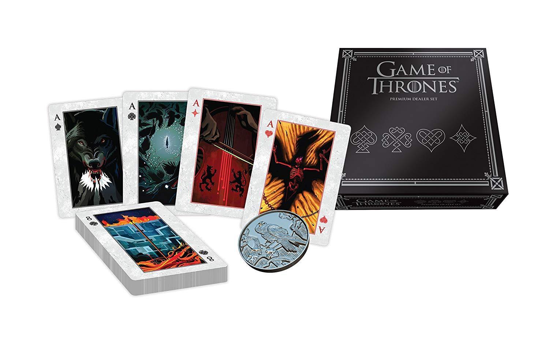 Game of Thrones Premium Playing Card Set
