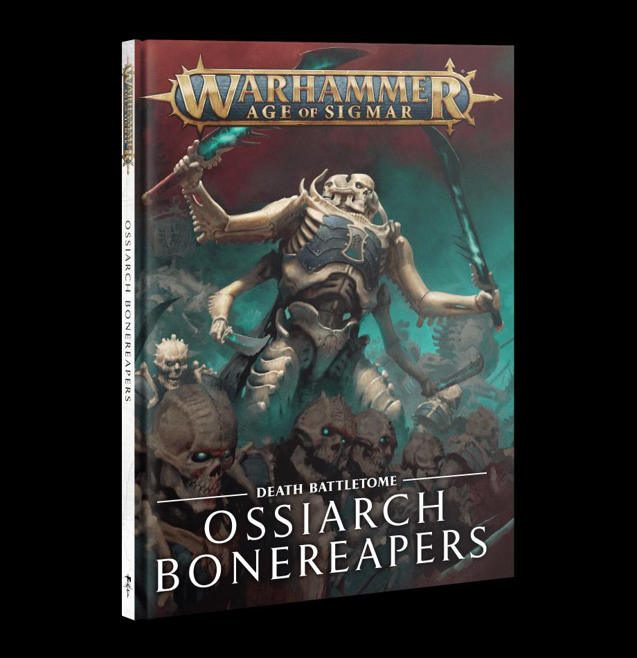 Battletome: Ossiarch Bonereapers (Hardback) (English)