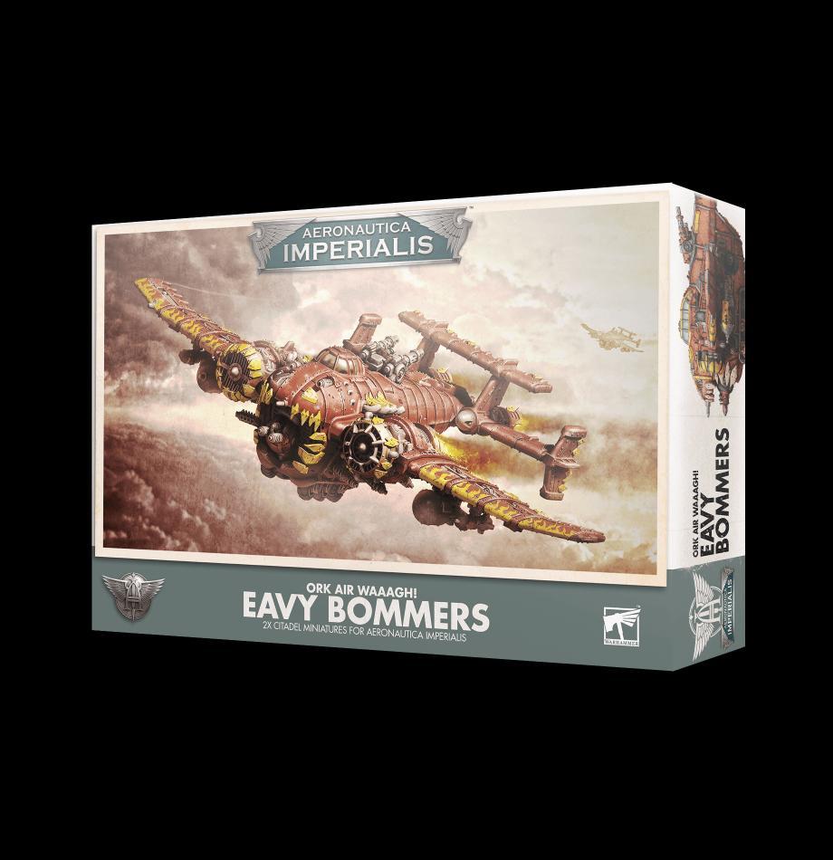 Aeronautica Imperialis Ork Air Waaagh! 'eavy Bommerz