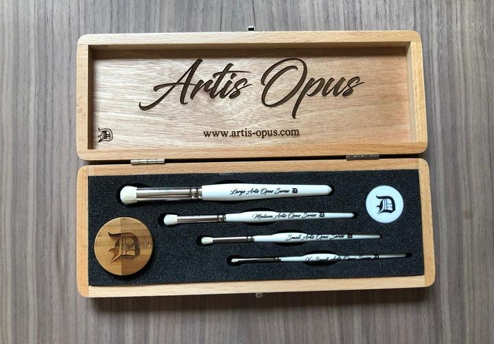 Series D - Drybrush Set