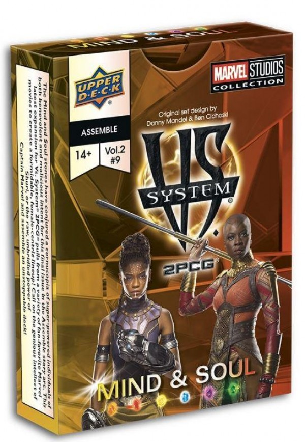 VS System 2PCG: Marvel: Mind And Soul