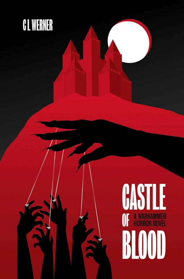 Castle of Blood (Hardback)