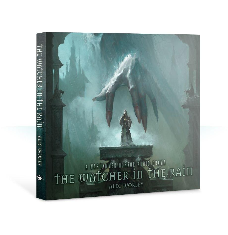 The Watcher in the Rain (Audiobook)