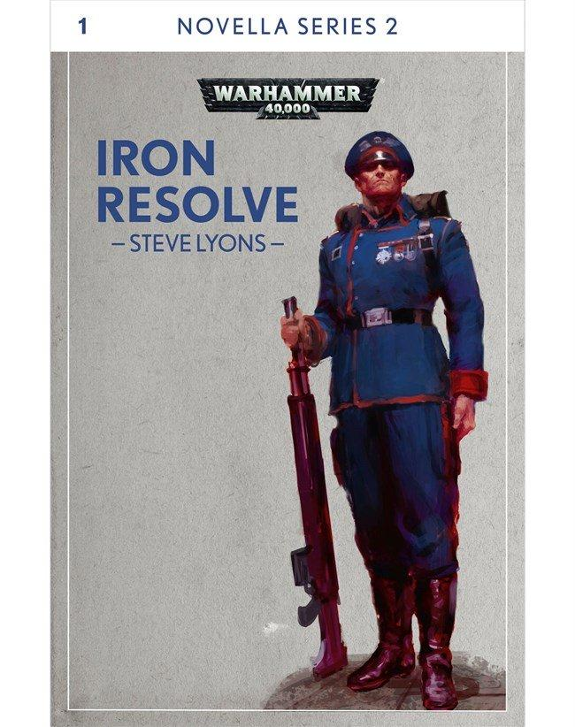 Iron Resolve (Paperback)