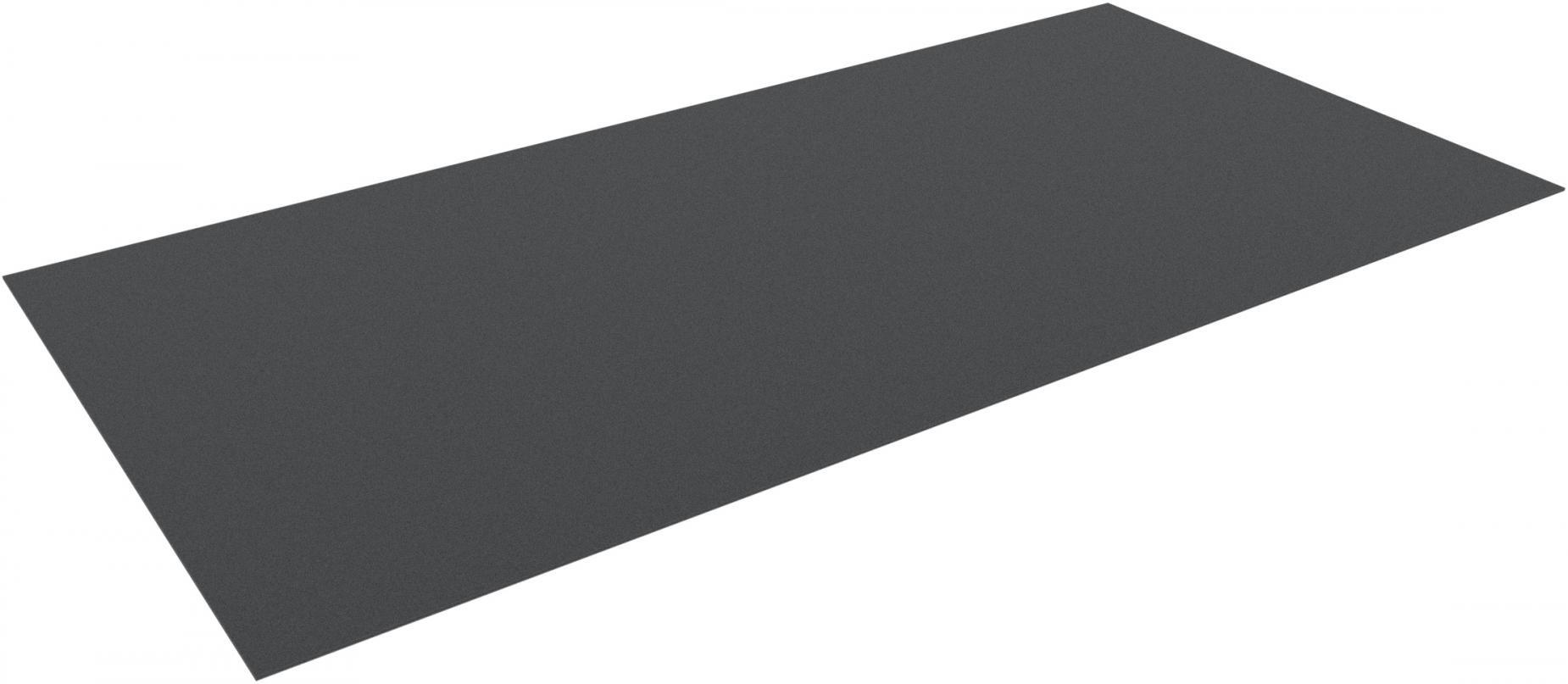 2000 mm x 1000 mm x 5 mm foam sheet