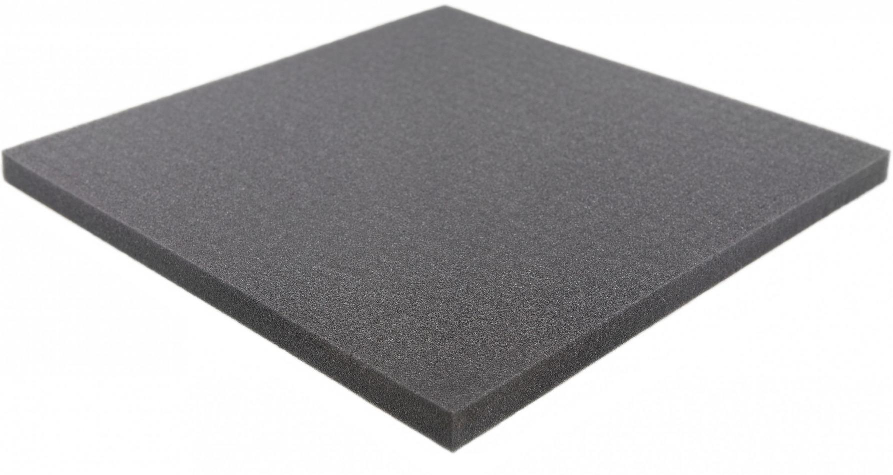 600 mm x 600 mm x 20 mm (0.8 inch) Raster / Pick and Pluck / Pre-Cubed foam tray - Raster 15 mm