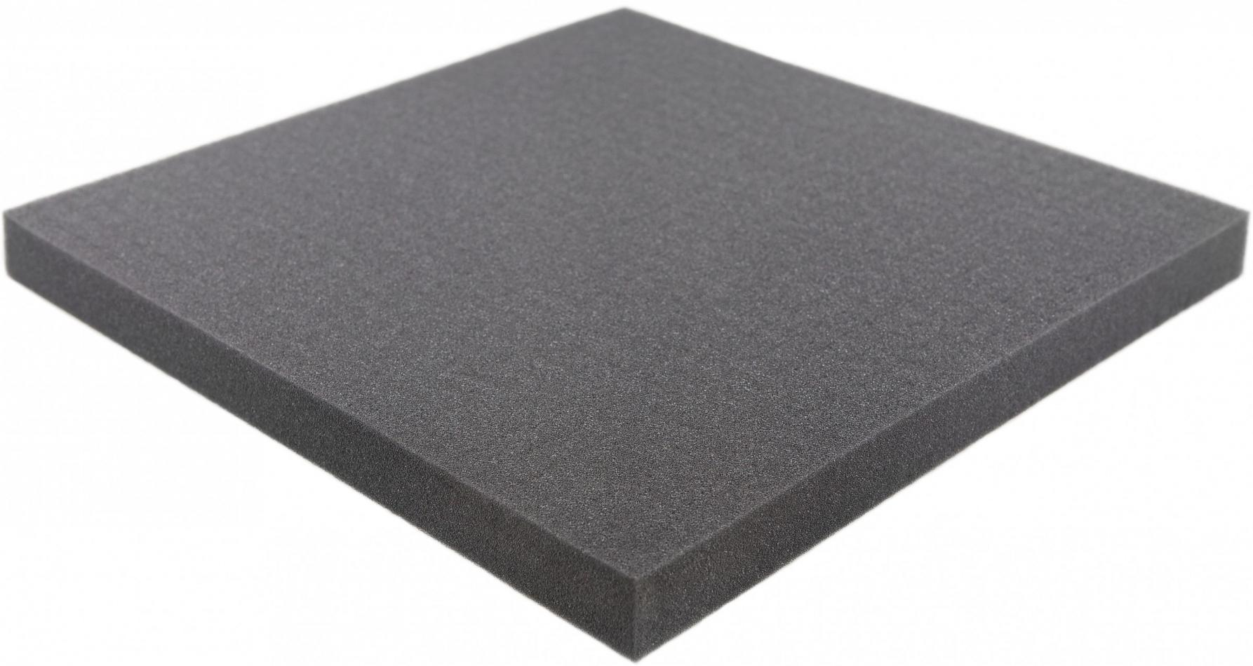 600 mm x 600 mm x 30 mm (1.2 inches) Raster / Pick and Pluck / Pre-Cubed foam tray - Raster 15 mm