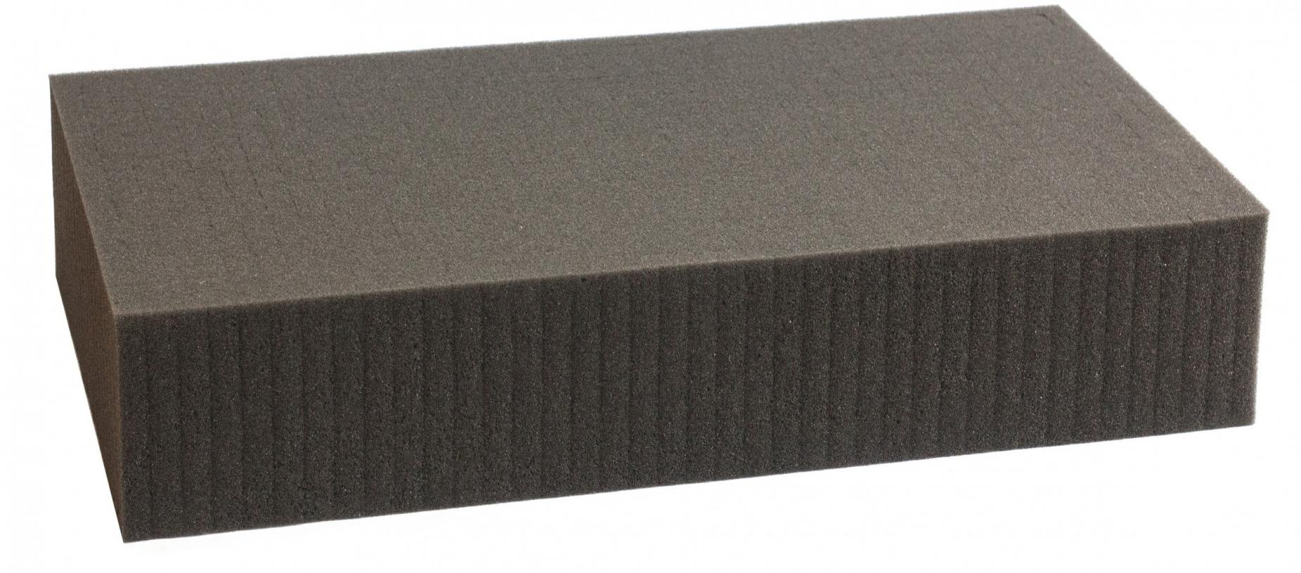 600 mm x 400 mm x 100 mm - Raster 15 mm - Pick and Pluck / Pre-Cubed foam tray
