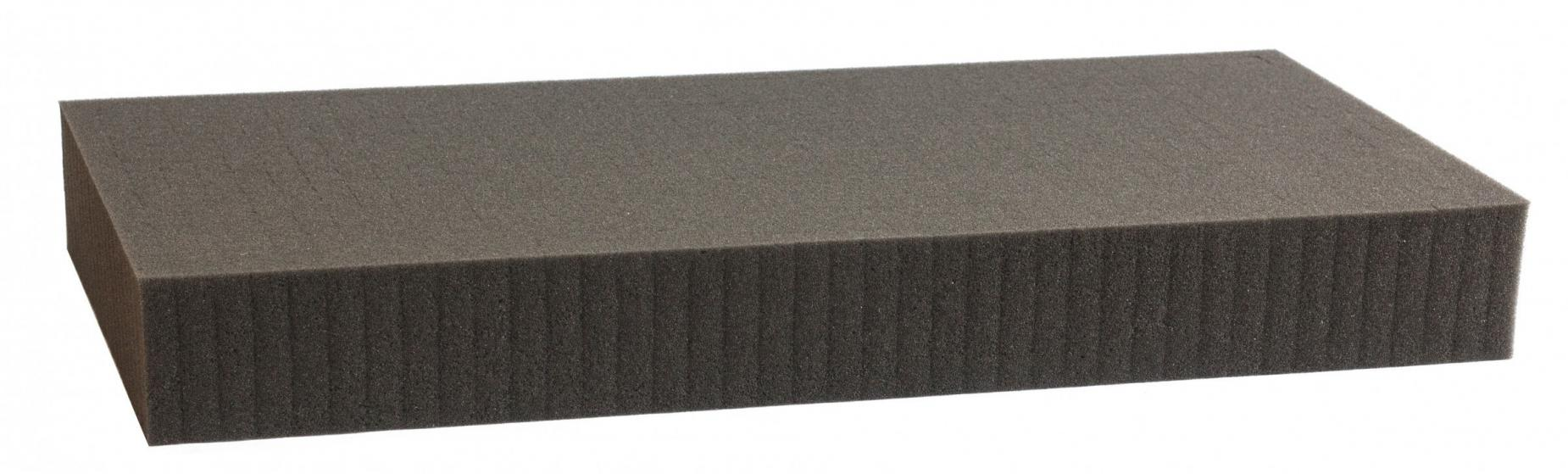 500 mm x 400 mm x 60 mm - Raster 15 mm - Pick and Pluck / Pre-Cubed foam tray
