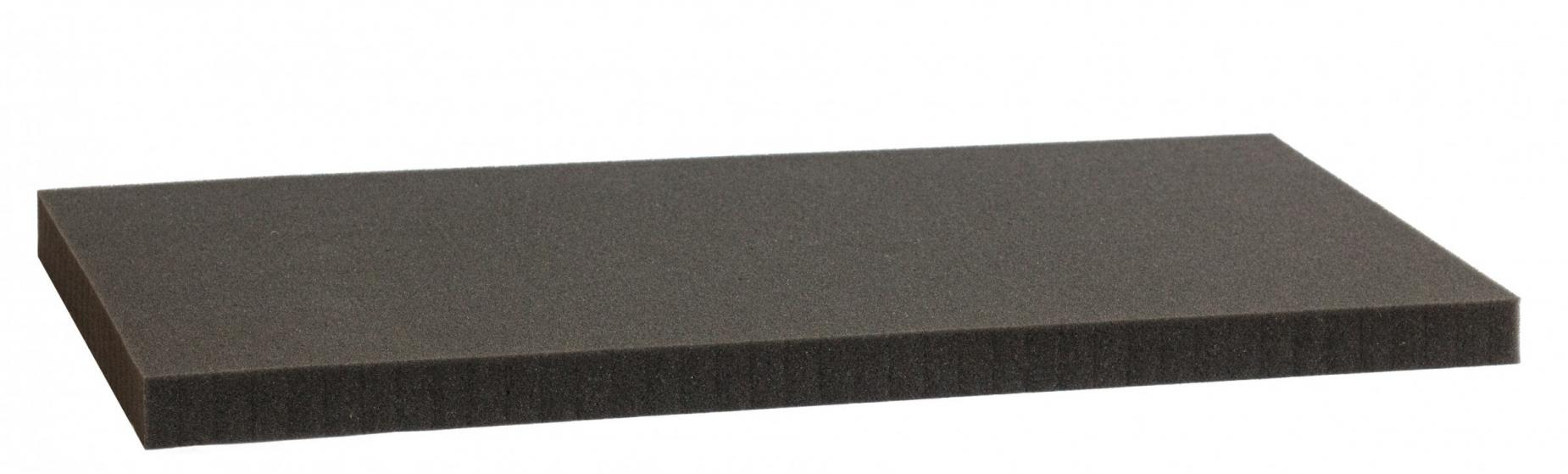 550 mm x 350 mm x 20 mm - Raster 15 mm - Pick and Pluck / Pre-Cubed foam tray