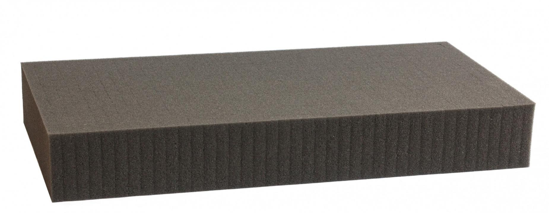 750 mm x 550 mm x 70 mm - Raster 15 mm - Pick and Pluck / Pre-Cubed foam tray