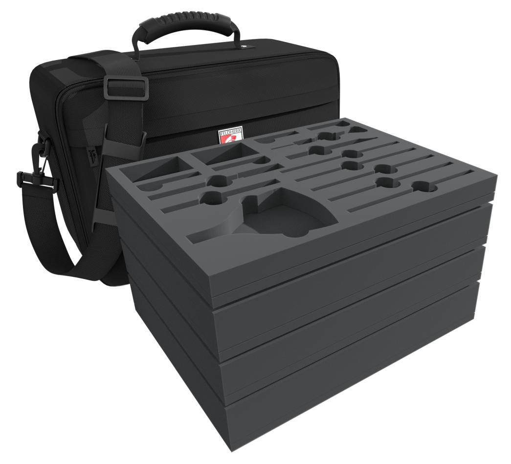 Feldherr MAXI bag for Citadel tools + paint pots + miniatures