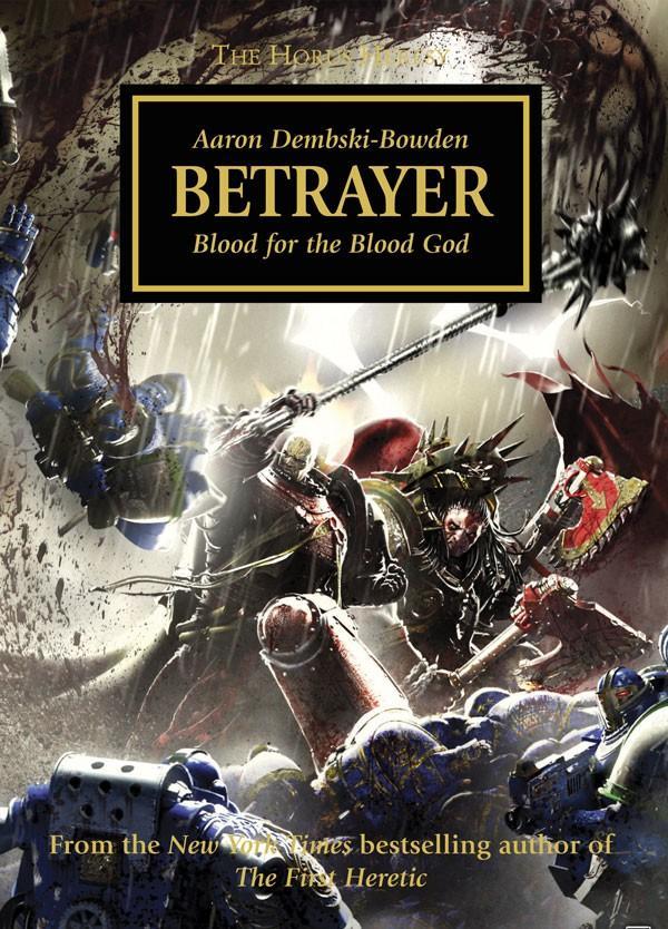 Horus Heresy: Betrayer (tpb)