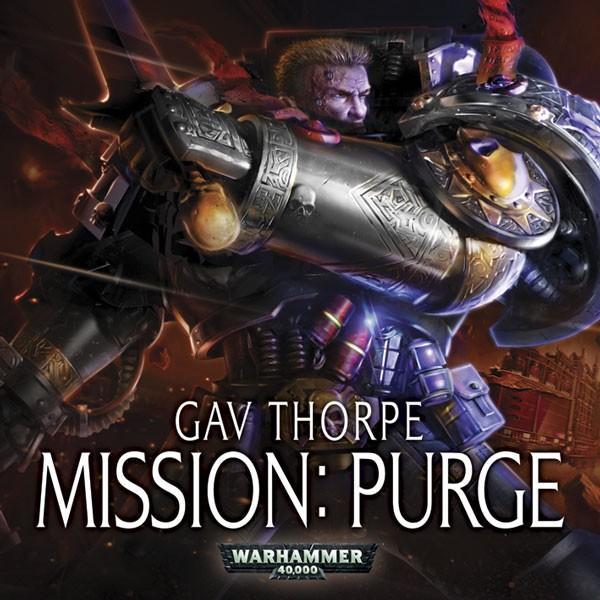 Mission: Purge (audiobook)