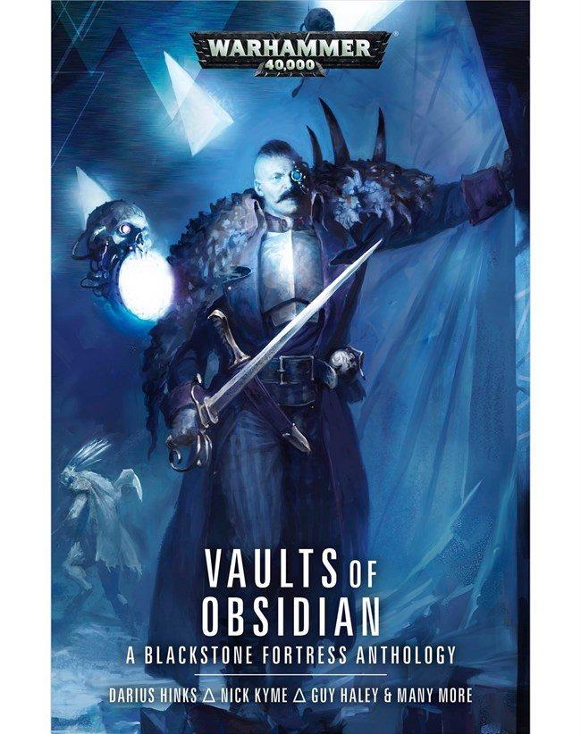 Vaults of Obsidian (Hardback)