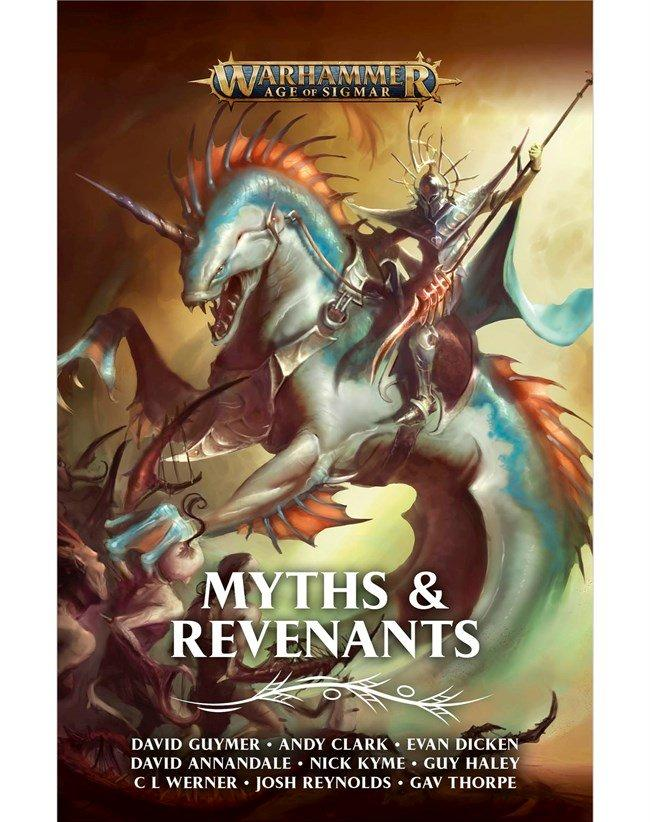 Myths and Revenants (Paperback)