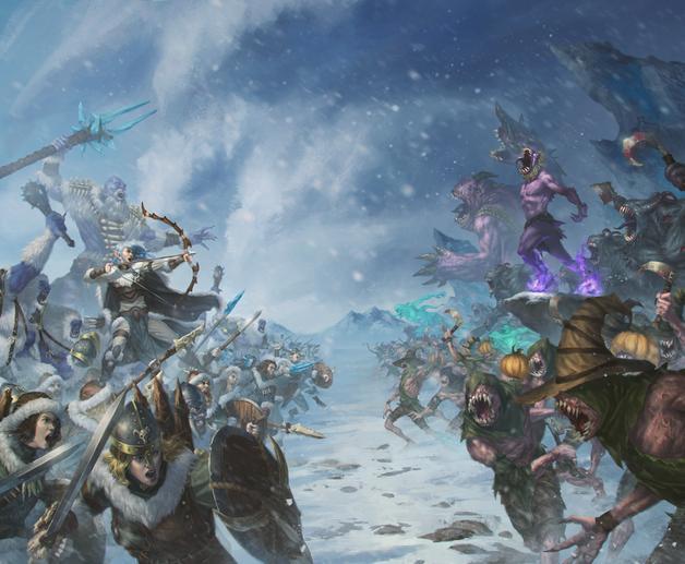 Kings of War Gamers Bundle