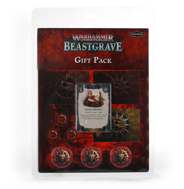 Warhammer Underworlds: Beastgrave Gift Pack (English)