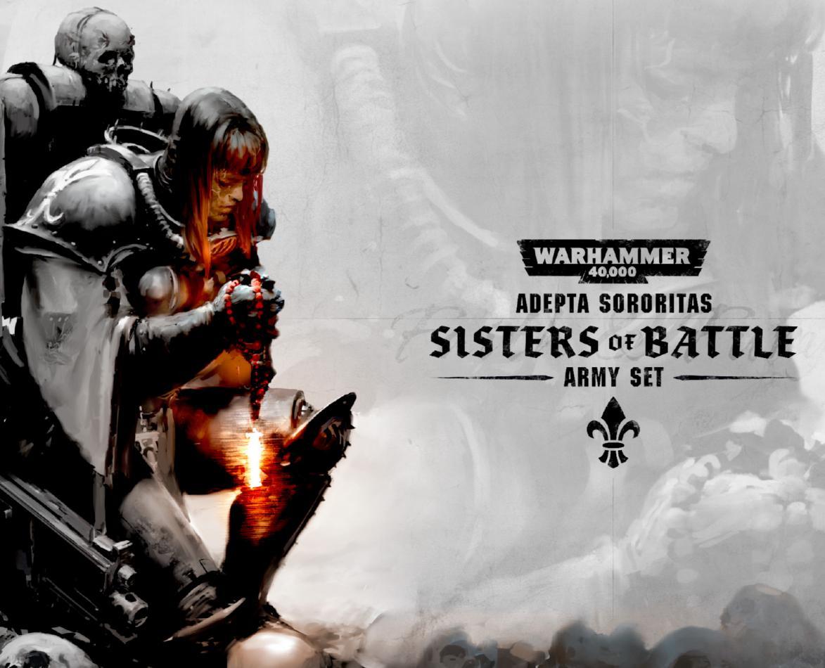 Adepta Sororitas: Sisters of Battle (English)