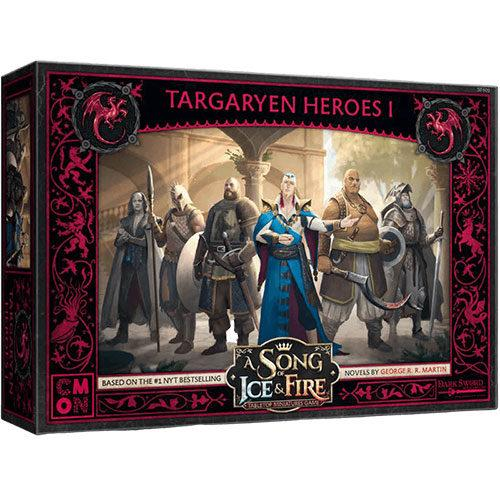 Targaryen Heroes # 1: A Song Of Ice and Fire Exp.