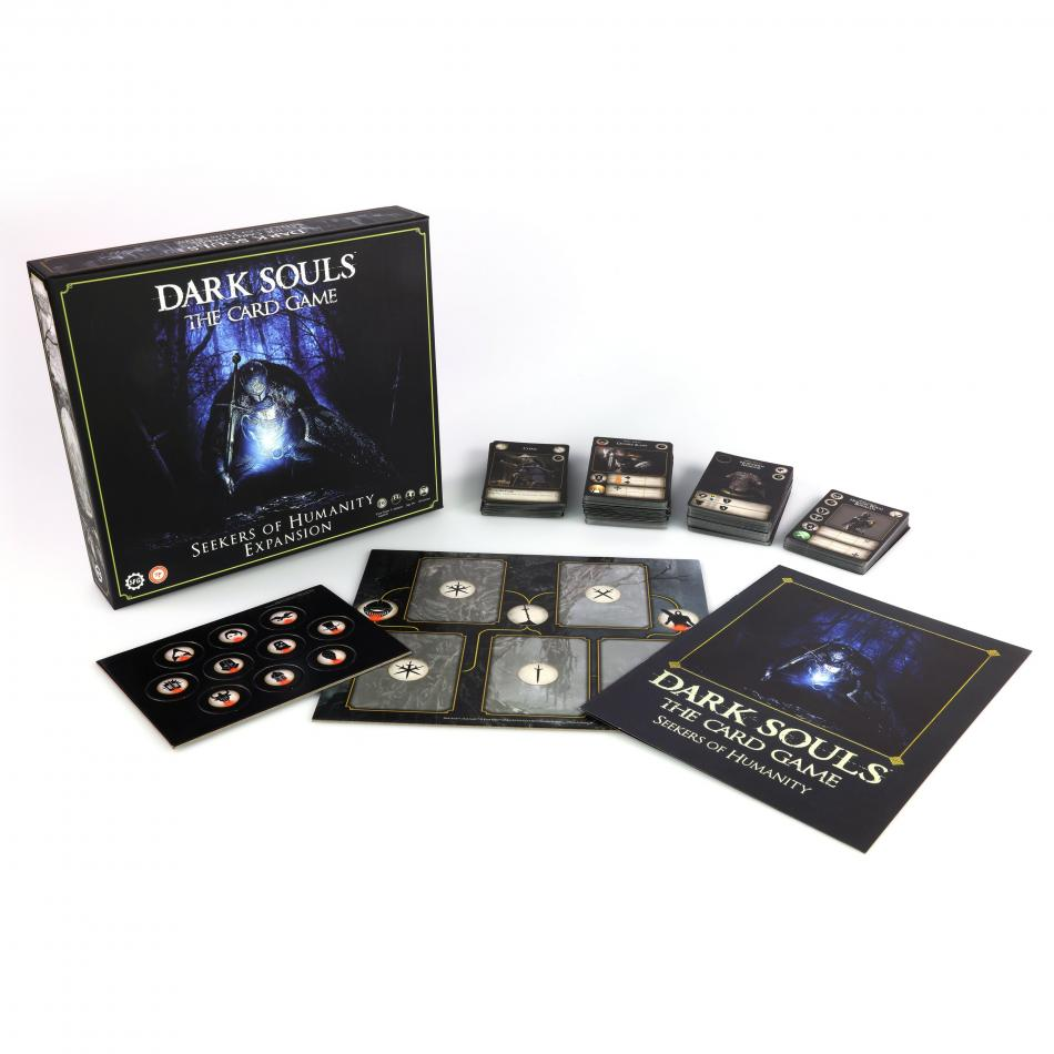 Seekers of Humanity Expansion: Dark Souls The Card Game