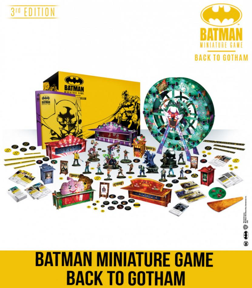 Batman (bmg) - Back To Gotham Box