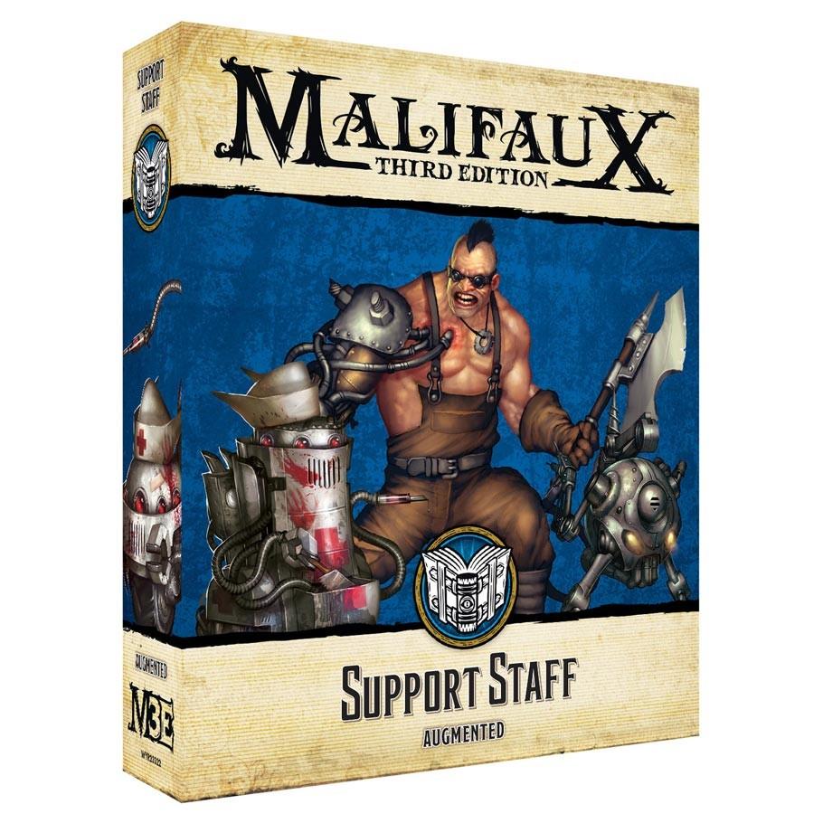 M3E | Support Staff
