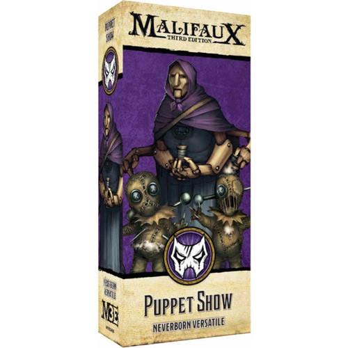 M3E   Puppet Show