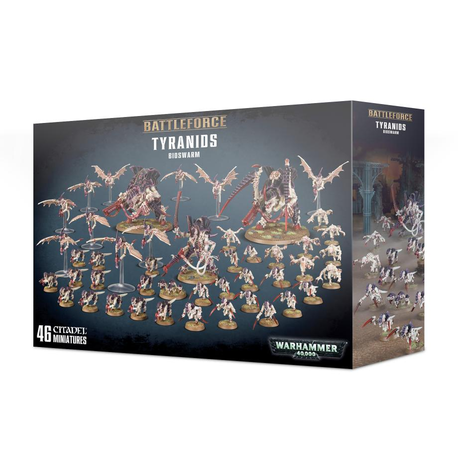 Battleforce: Tyranids Bioswarm