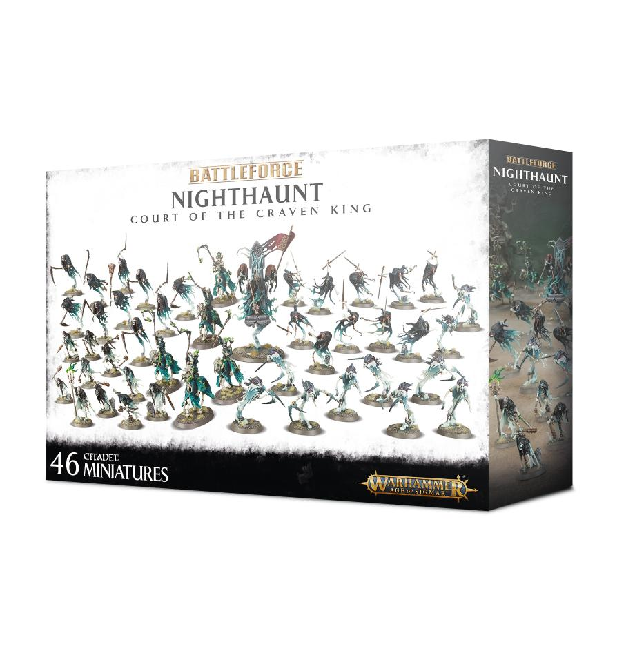 Battleforce: Nighthaunt Court of the Craven King