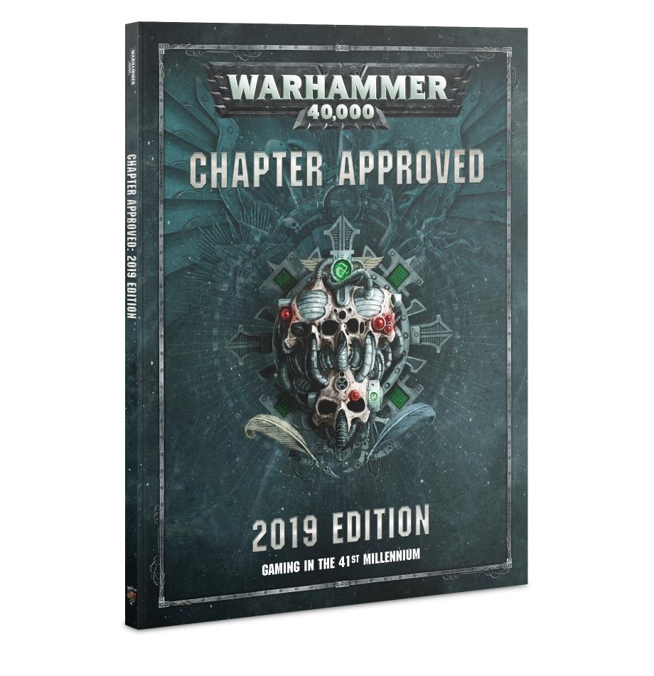 Warhammer 40,000: Chapter Approved 2019 (English)