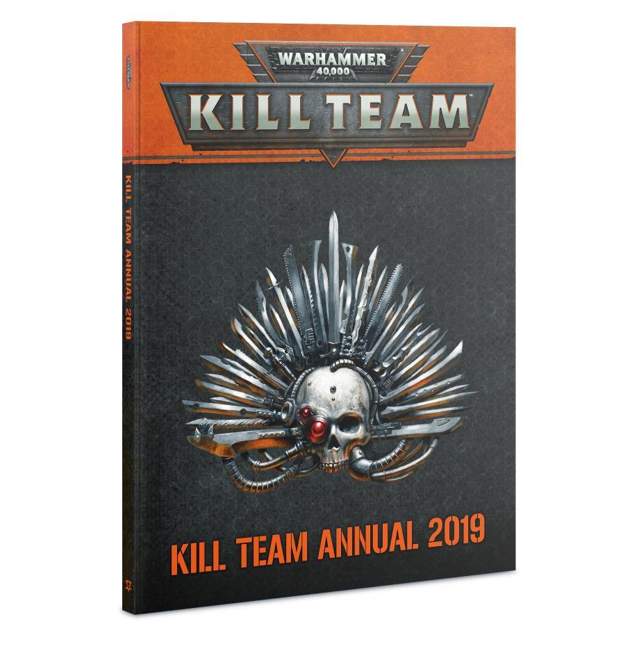 Kill Team: Annual 2019 (English)